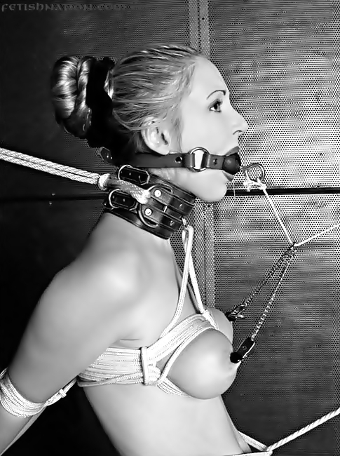 Clamped nipples